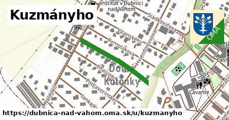 ilustrácia k Kuzmányho, Dubnica nad Váhom - 260m