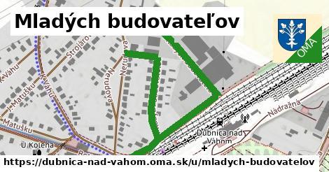 ilustrácia k Mladých budovateľov, Dubnica nad Váhom - 262m