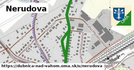 ilustrácia k Nerudova, Dubnica nad Váhom - 605m