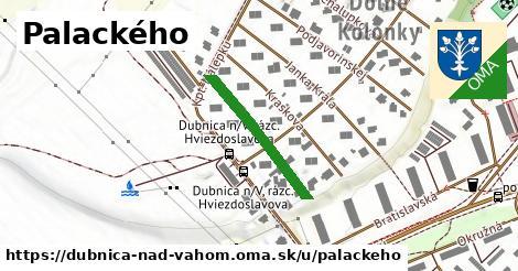 ilustrácia k Palackého, Dubnica nad Váhom - 225m