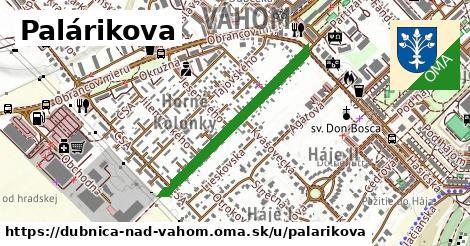 ilustrácia k Palárikova, Dubnica nad Váhom - 650m