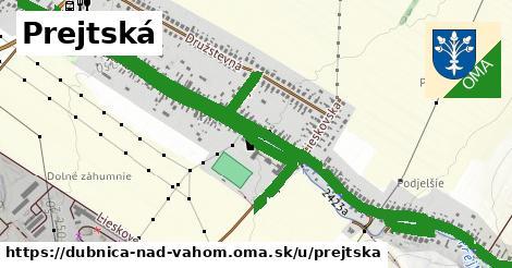 ilustračný obrázok k Prejtská, Dubnica nad Váhom