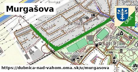 ilustrácia k Murgašova, Dubnica nad Váhom - 1,09km