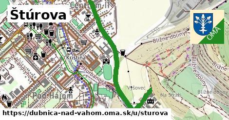 ilustrácia k Štúrova, Dubnica nad Váhom - 1,25km