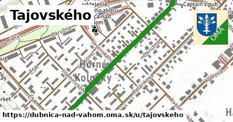ilustrácia k Tajovského, Dubnica nad Váhom - 551m