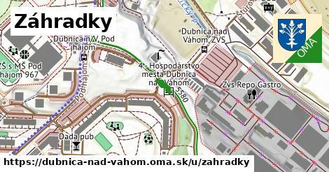 ilustrácia k Záhradky, Dubnica nad Váhom - 1,35km