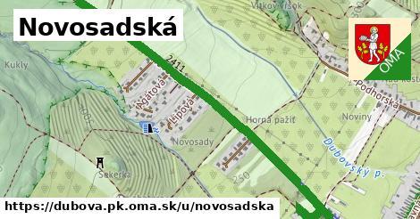 ilustrácia k Novosadská, Dubová, okres PK - 0,80km