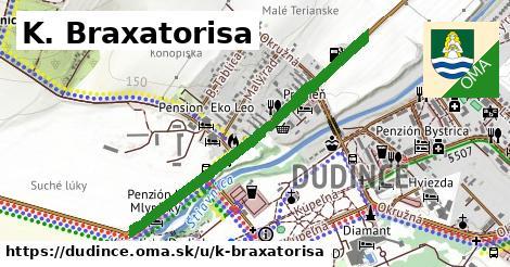 ilustrácia k K. Braxatorisa, Dudince - 0,91km