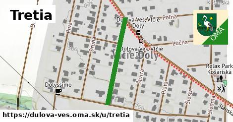 ilustrácia k Tretia, Dulova Ves - 280m