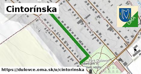 ilustrácia k Cintorínska, Dulovce - 392m