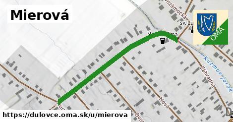 ilustrácia k Mierová, Dulovce - 0,78km