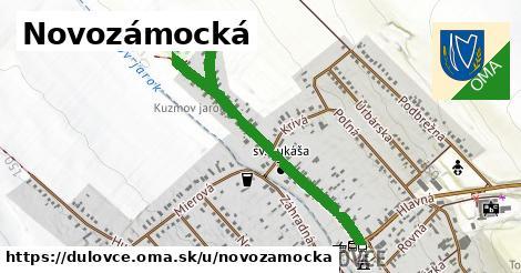 ilustrácia k Novozámocká, Dulovce - 0,92km