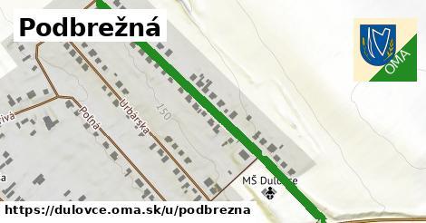 ilustrácia k Podbrežná, Dulovce - 577m