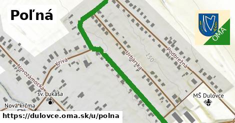 ilustrácia k Poľná, Dulovce - 232m