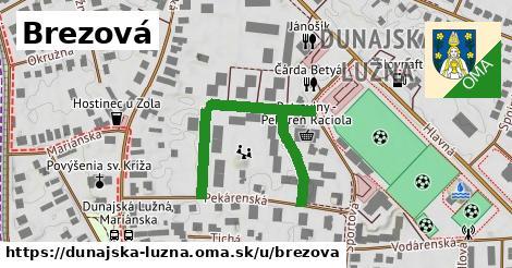 ilustrácia k Brezová, Dunajská Lužná - 550m