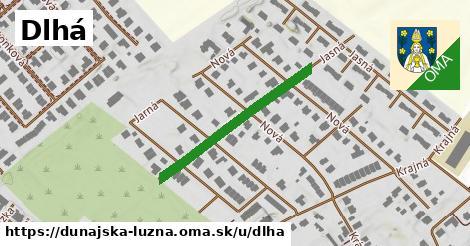 ilustrácia k Dlhá, Dunajská Lužná - 301m