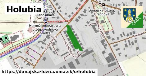 ilustrácia k Holubia, Dunajská Lužná - 142m