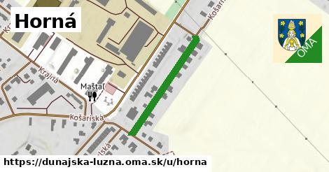 ilustrácia k Horná, Dunajská Lužná - 333m