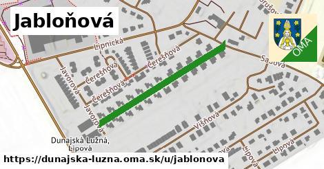 ilustrácia k Jabloňová, Dunajská Lužná - 342m