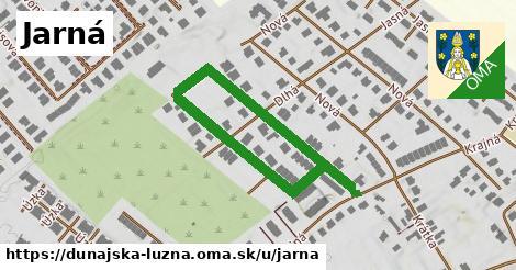 ilustrácia k Jarná, Dunajská Lužná - 571m