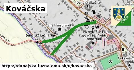ilustrácia k Kováčska, Dunajská Lužná - 548m