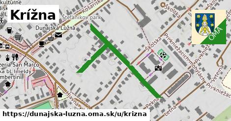 ilustrácia k Krížna, Dunajská Lužná - 417m