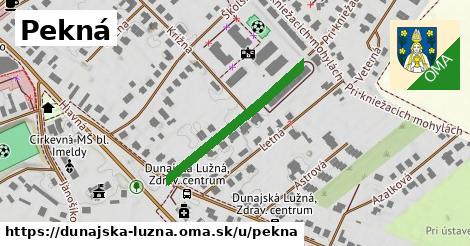 ilustrácia k Pekná, Dunajská Lužná - 288m