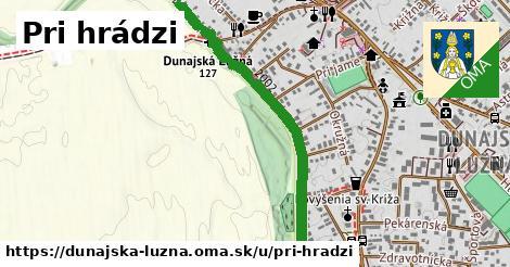 ilustračný obrázok k Pri hrádzi, Dunajská Lužná