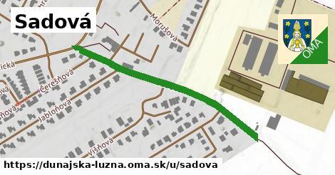 ilustračný obrázok k Sadová, Dunajská Lužná