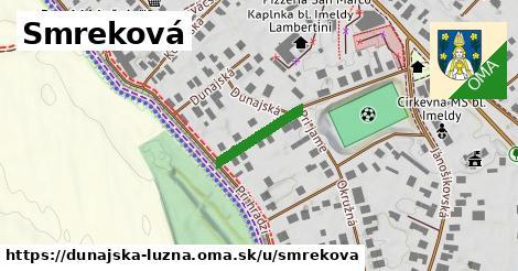 ilustrácia k Smreková, Dunajská Lužná - 149m