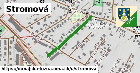 ilustrácia k Stromová, Dunajská Lužná - 321m