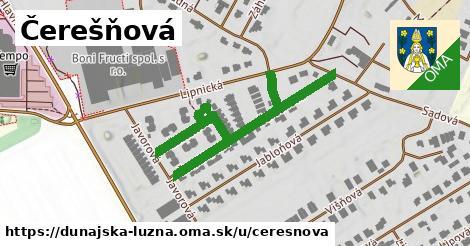 ilustrácia k Čerešňová, Dunajská Lužná - 513m