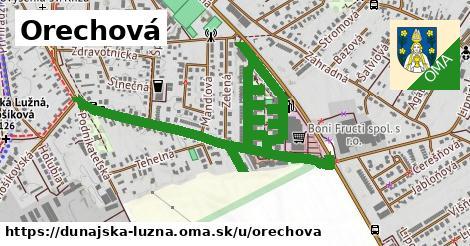 ilustrácia k Orechová, Dunajská Lužná - 0,90km