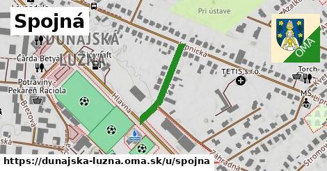 ilustrácia k Spojná, Dunajská Lužná - 204m