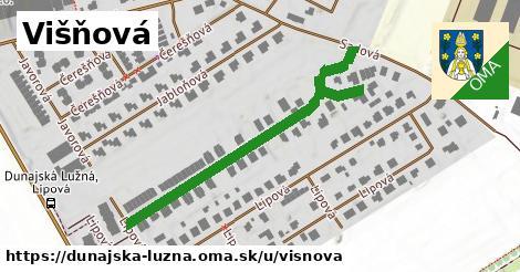 ilustrácia k Višňová, Dunajská Lužná - 436m