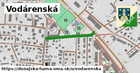 ilustrácia k Vodárenská, Dunajská Lužná - 269m
