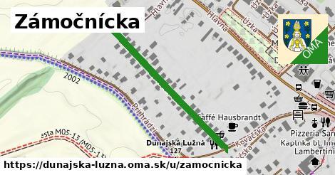 ilustrácia k Zámočnícka, Dunajská Lužná - 387m
