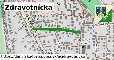 ilustrácia k Zdravotnícka, Dunajská Lužná - 321m