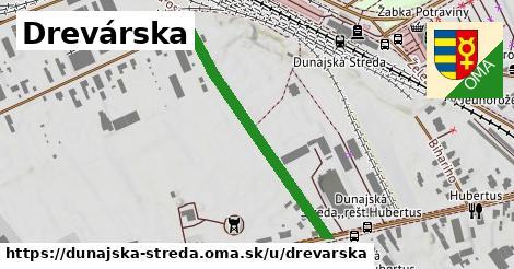 ilustrácia k Drevárska, Dunajská Streda - 371m