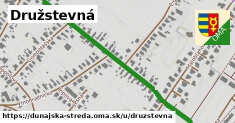 ilustračný obrázok k Družstevná, Dunajská Streda
