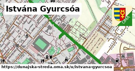 ilustračný obrázok k Istvána Gyurcsóa, Dunajská Streda