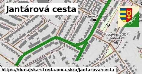 ilustračný obrázok k Jantárová cesta, Dunajská Streda
