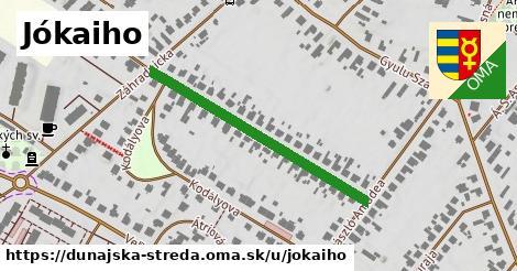 ilustrácia k Jókaiho, Dunajská Streda - 370m