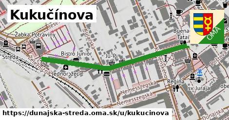 ilustrácia k Kukučínova, Dunajská Streda - 499m