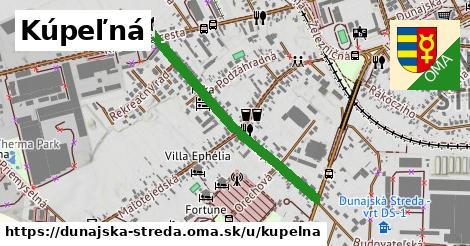 ilustrácia k Kúpeľná, Dunajská Streda - 0,74km