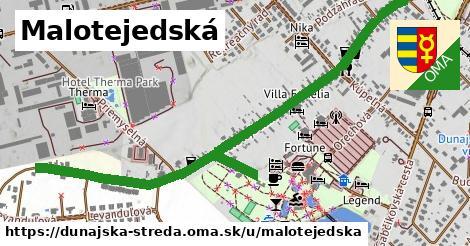ilustračný obrázok k Malotejedská, Dunajská Streda