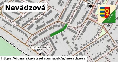 ilustrácia k Nevädzová, Dunajská Streda - 243m