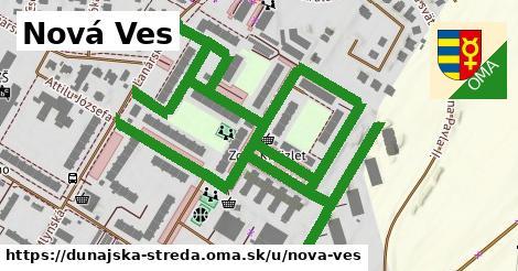 ilustrácia k Nová Ves, Dunajská Streda - 1,31km