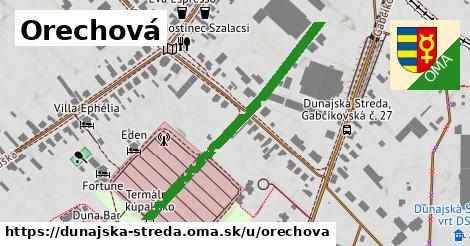 ilustrácia k Orechová, Dunajská Streda - 423m