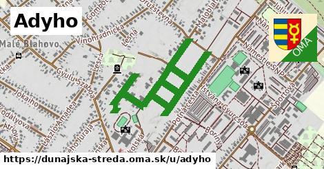 ilustrácia k Adyho, Dunajská Streda - 501m